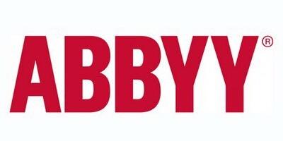 Установить продукты ABBYY
