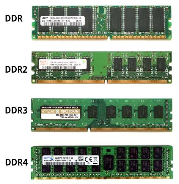 установка памяти в компьютер