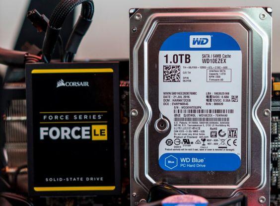 что лучше SSD или HDD