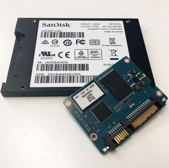 состав SSD