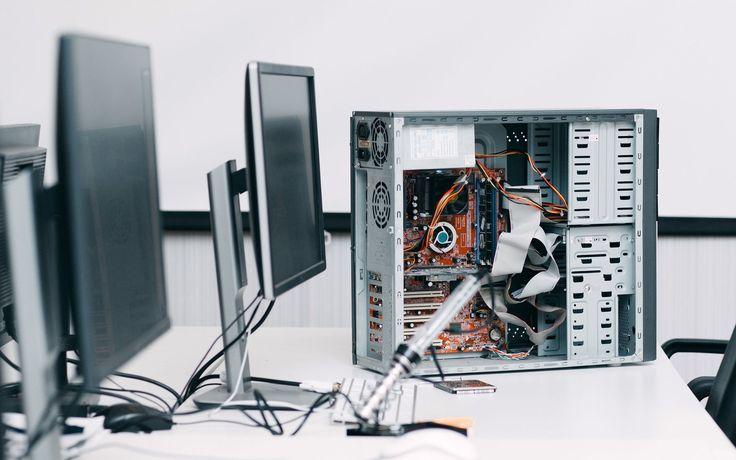ремонт компьютеров в Харькове
